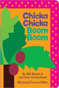 Chicka Chicka Boom Boom (Board Book) Review
