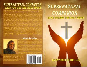 SUPERNATURAL COMPANION: HAVE YOU MET THE HOLY SPIRIT