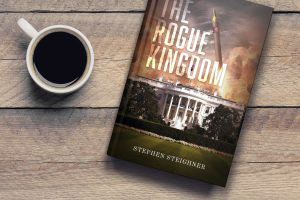 The Rogue Kingdom: An Espionage Thriller About The CIA and North Korea