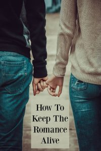 Tips to Keep the Romance in Your Relationship