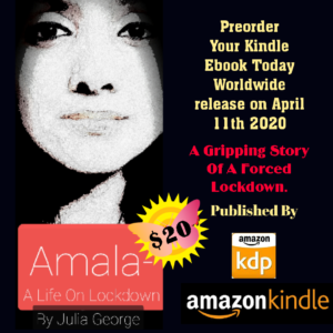 Amala – A Life on Lockdown.: A Courageous Girl Amala. She had to find her way out.