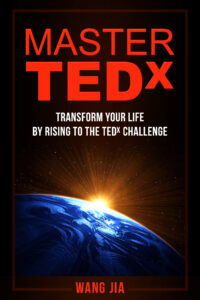 Want to be a TEDx speaker? Don't miss this book: Master TEDx